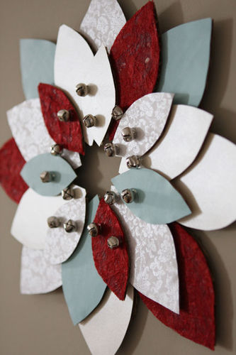 Cardboard-wreath2