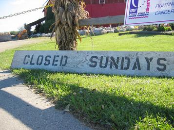 Closed_sundays